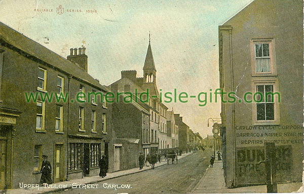 Carlow - Carlow Town - Upper Tullow St