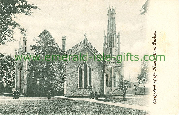 Carlow - Carlow Town - Cathedral of the Assumption