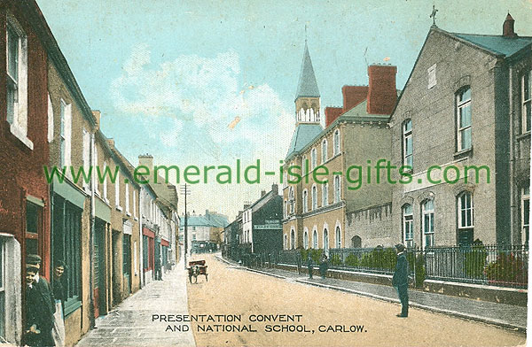 Carlow - Carlow Town - Presentation Convent and National School