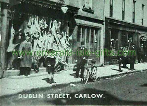 Carlow - Dublin Street b/w