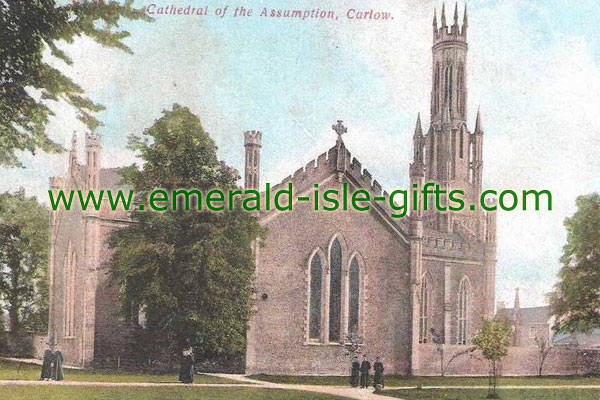 Carlow Town - Cathedral of the Assumption