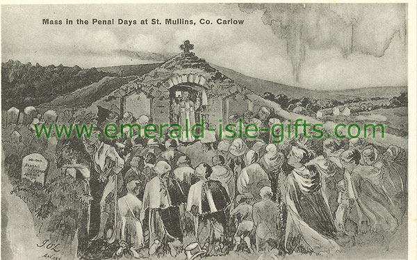 Carlow - St Mullins - Penal Days Mass
