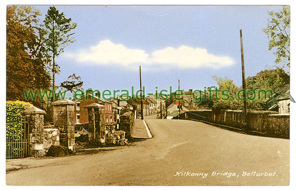 Cavan - Belturbet - Kilkonny Bridge