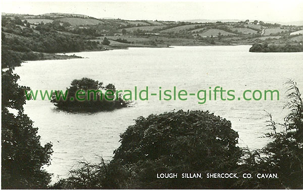 Cavan - Shercock - Lough Sillan