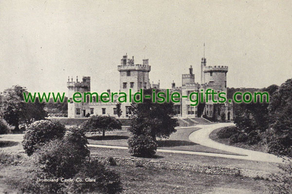 Clare - Dromoland Castle - photo