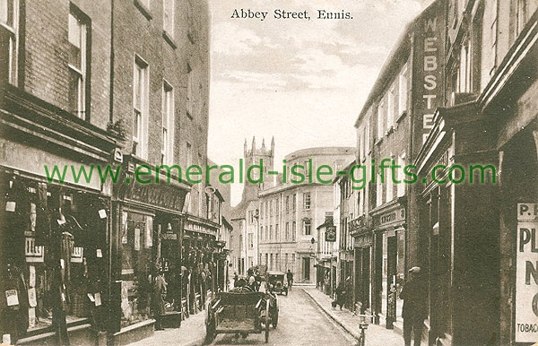 Clare - Ennis - Abbey St