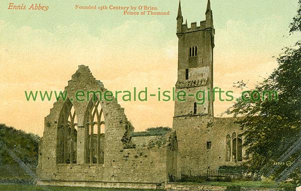 Clare - Ennis - Ennis Abbey