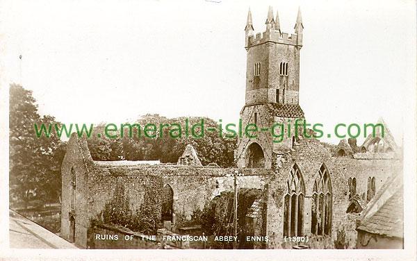 Clare - Ennis - Franciscan Abbey