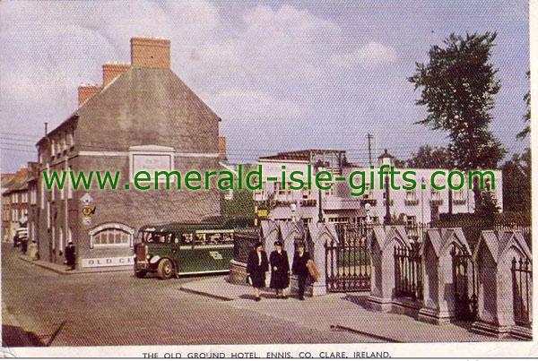 Clare - Ennis - Old Ground Hotel