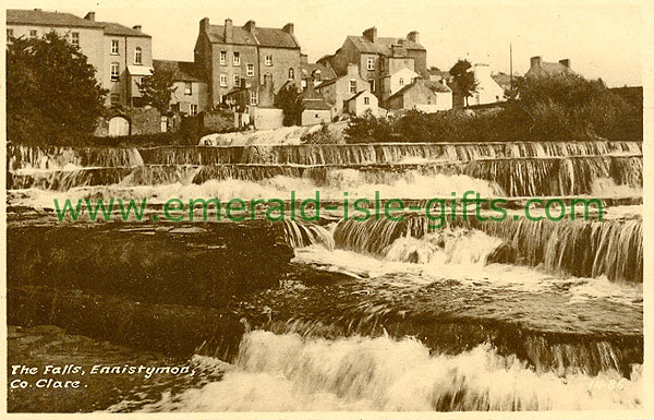 Clare - Ennistymon - The Falls