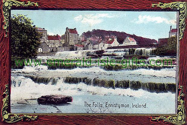 Clare - Ennistymon - Waterfall - The Falls