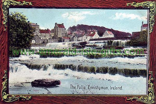 Clare - Ennistymon - Waterfall - The Falls