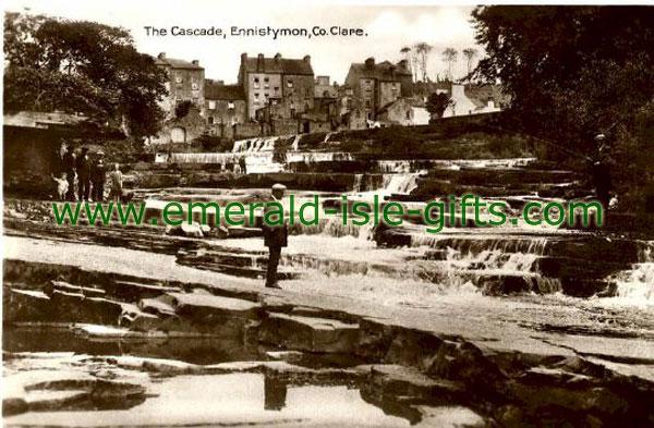 Clare - Ennistymon - The Cascade