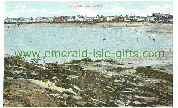 Clare - Kilkee - Town Harbour view