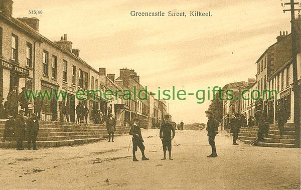 Clare - Kilkeel - Greencastle St