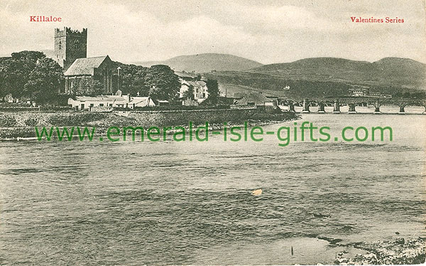 Clare - Killaloe - Town from across river