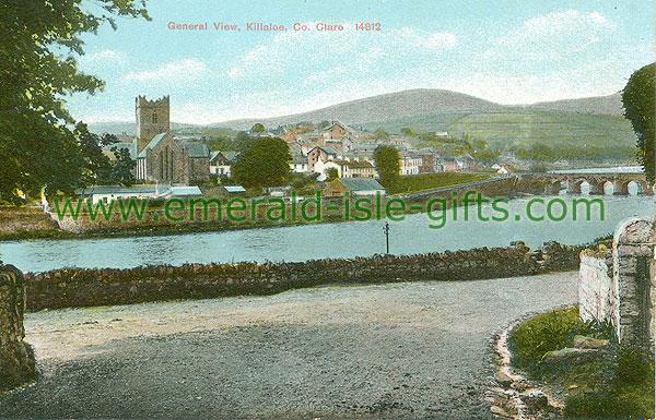 Clare - Killaloe - General View