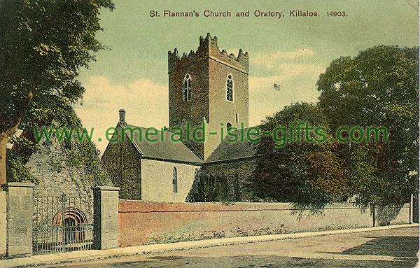 Clare - Killaloe - St Flannan