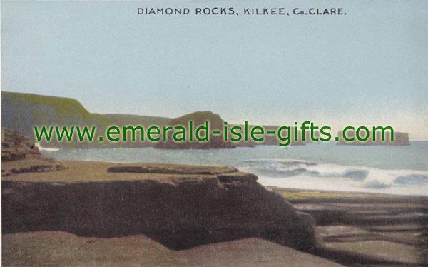 Clare - Kilkee - Diamond Rocks