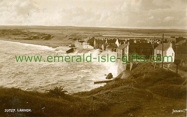 Clare - Lahinch - Coastal view