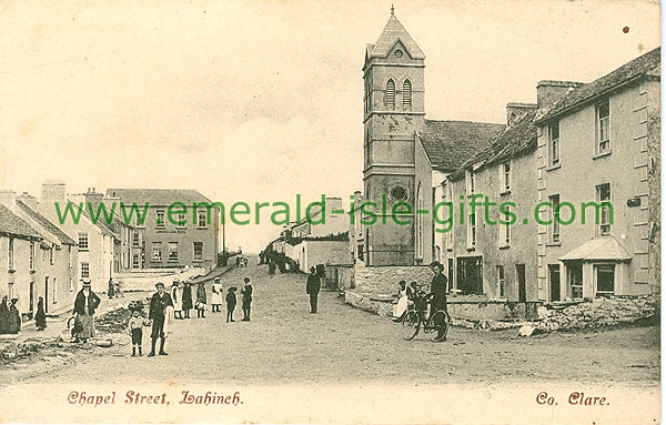 Clare - Lahinch - Chapel St