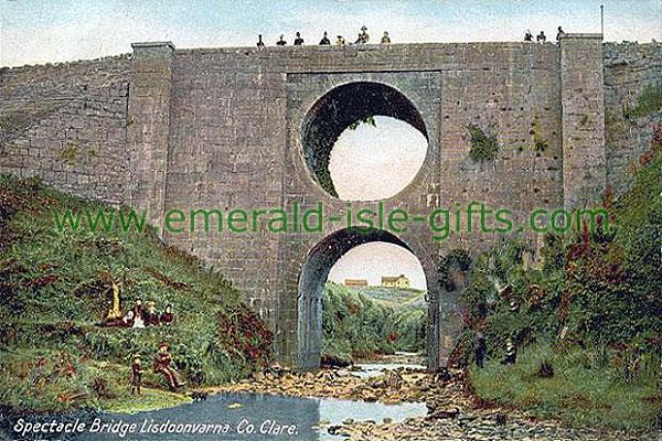 Clare - Lisdoonvarna - Spectacle Bridge