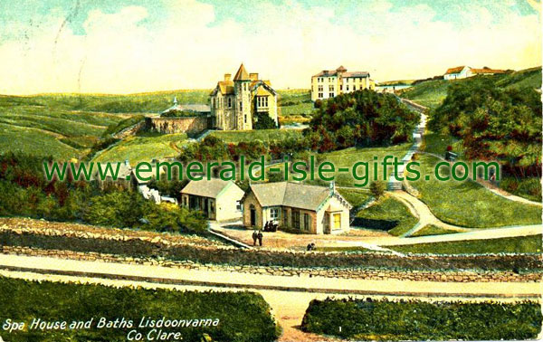 Clare - Lisdoonvarna - Spa House & Baths