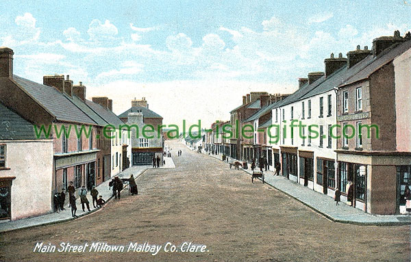 Clare - Miltown Malbay - Main St