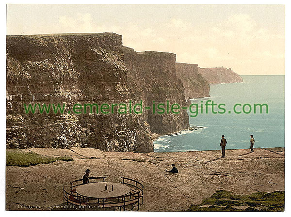 Clare - Legendary Cliffs of Moher
