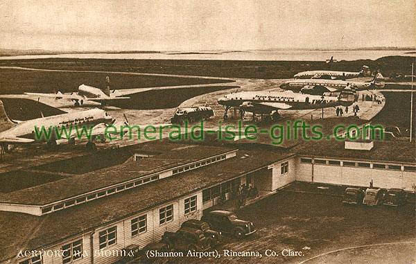 Clare - Shannon - Shannon Airport