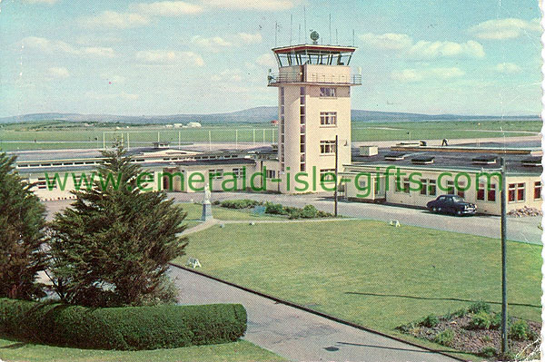 Clare - Shannon - Control Tower