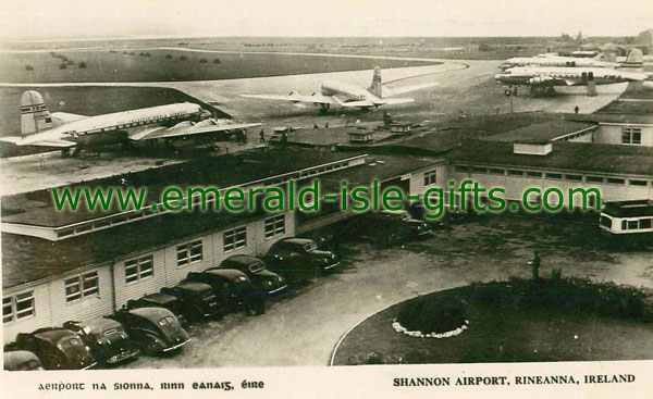 Clare - Shannon Airport - old photo
