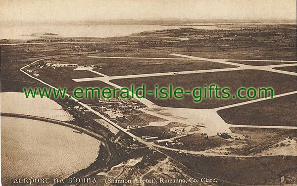 Clare - Shannon Airport - old image
