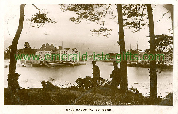 Cork - Ballinacurra - River / Harbour view