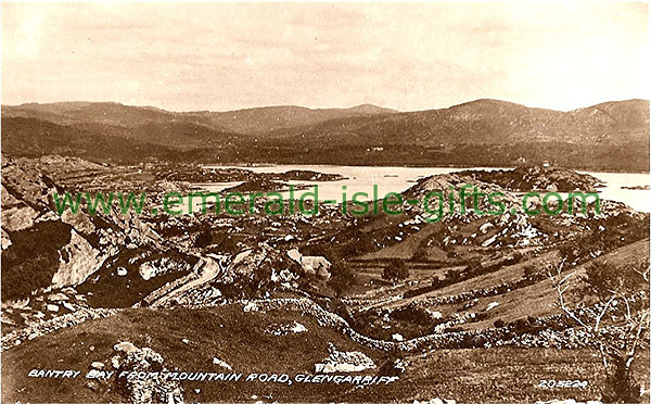 Cork - Bantry Bay - old photograph