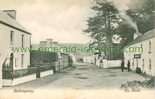 Cork - Ballingeary - Village