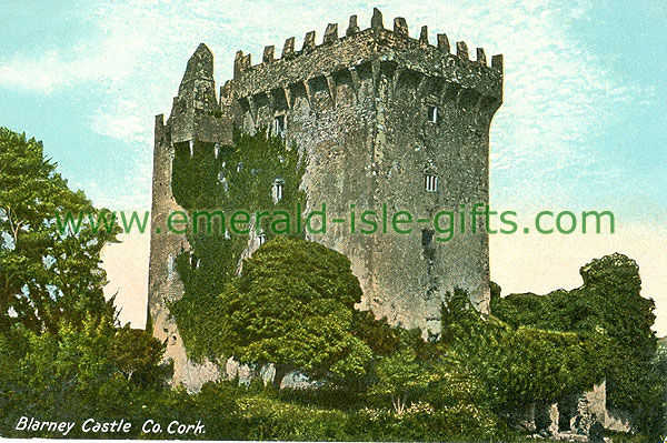 Cork - Blarney - Blarney Castle