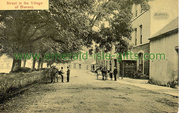 Cork - Blarney - Street view