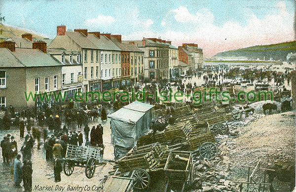 Cork - Bantry - Market Day