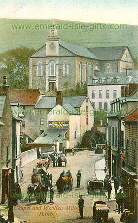 Cork - Bantry - Chapel & Woolen Mills
