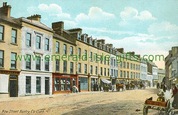 Cork - Bantry - New Street