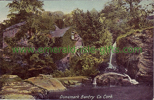 Cork - Dunemark Falls & Mill
