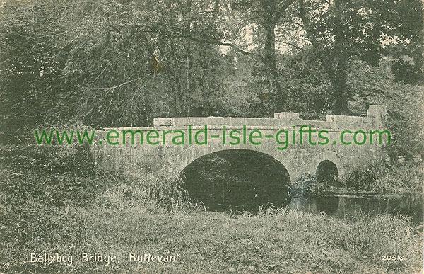 Cork - Buttevant - Ballybeg Bridge