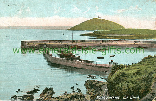 Cork - Ballycotton - Harbour & Boats