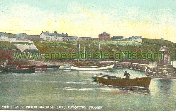Cork - Ballycotton - The Pier