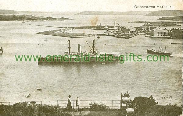 Cork - Cobh - Queenstown Harbour