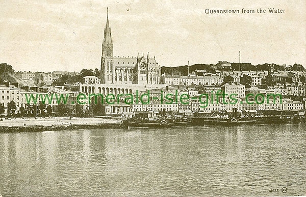 Cork - Cobh - Queenstown from the Water