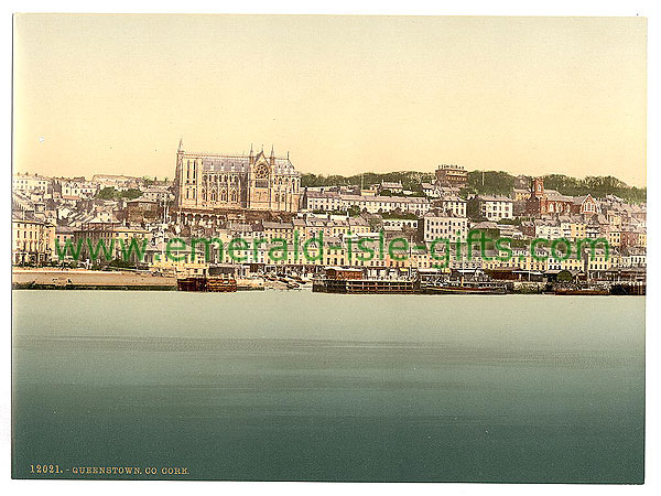 Cork - Queenstown (Cobh) 1890
