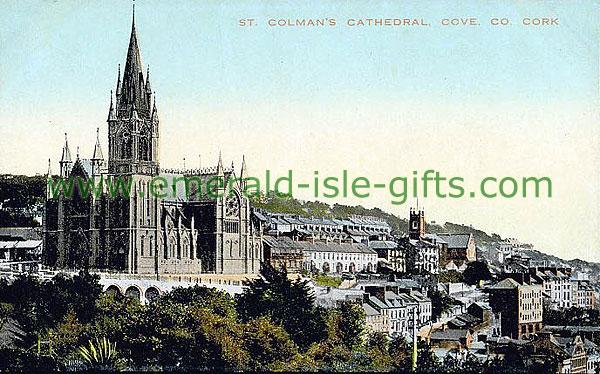 Cork - Cobh - St Colman