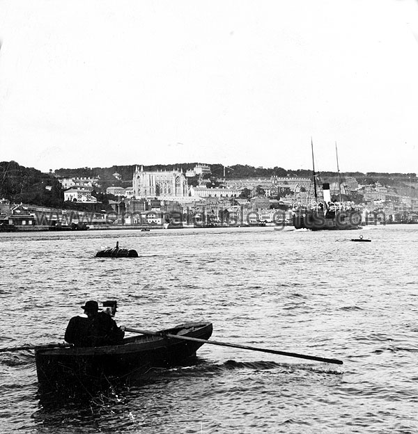 Cork - Cobh - Two Men and a Boat